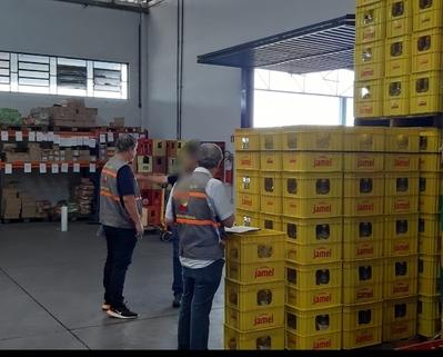 Imagem Receita Estadual reforça fiscalização do setor de bebidas