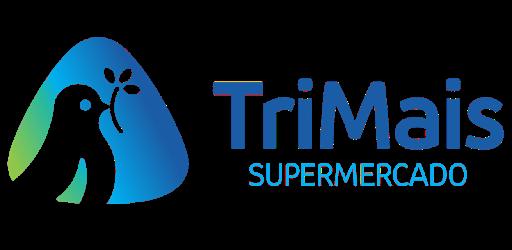 Logo Trimais Supermercado